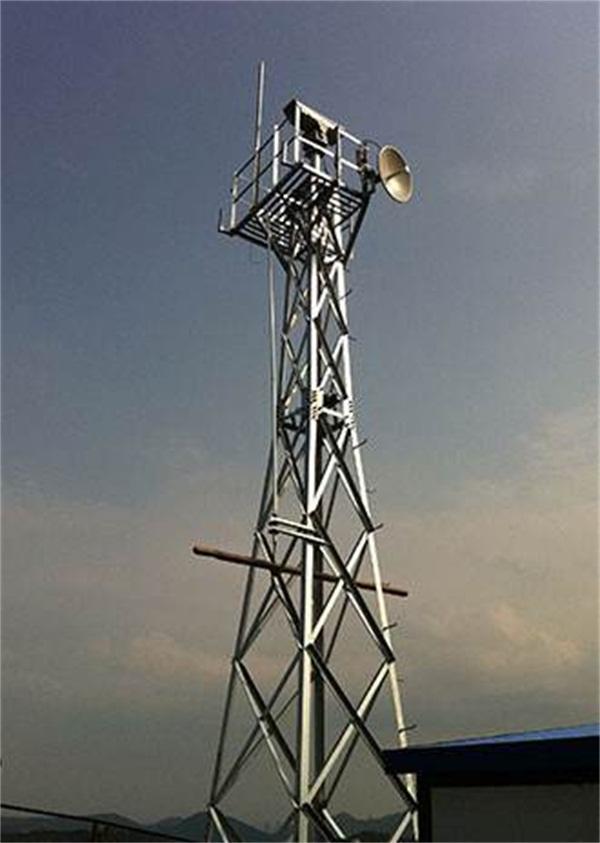 三管监控塔生产厂家价格实惠施工方案