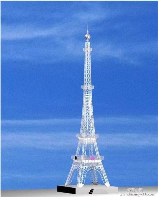 埃菲尔组合塔工艺塔