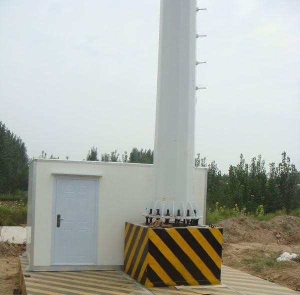 一体化基站铁塔