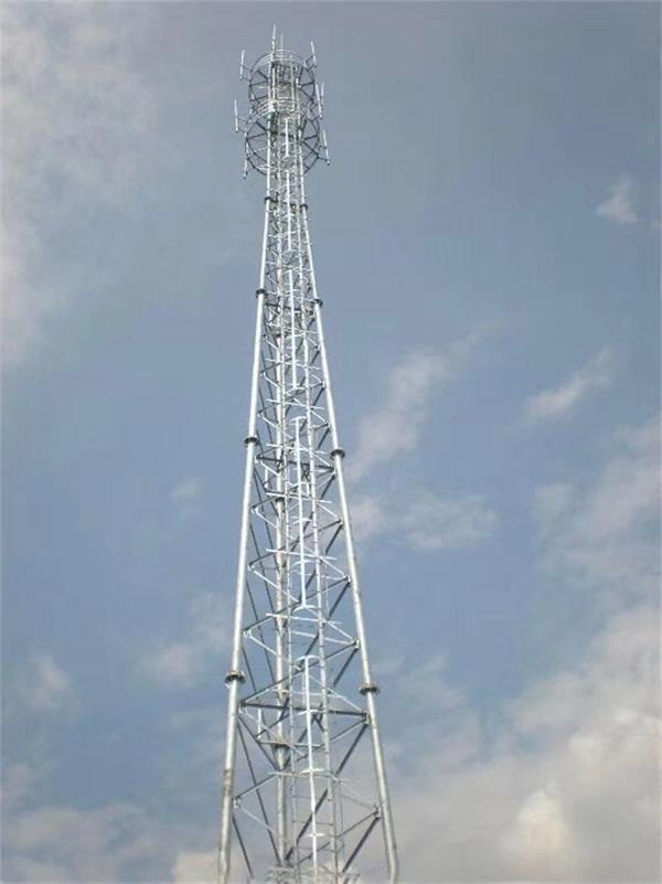 三管通讯塔厂家及价格