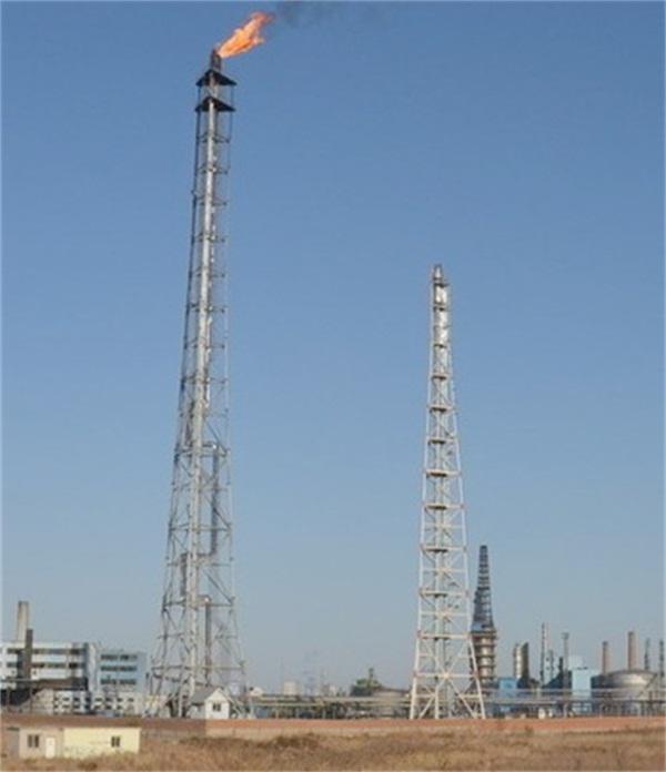 烟囱塔安装施工