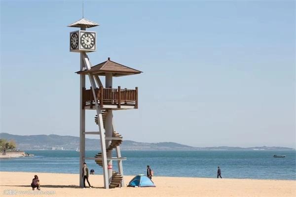 海边瞭望塔