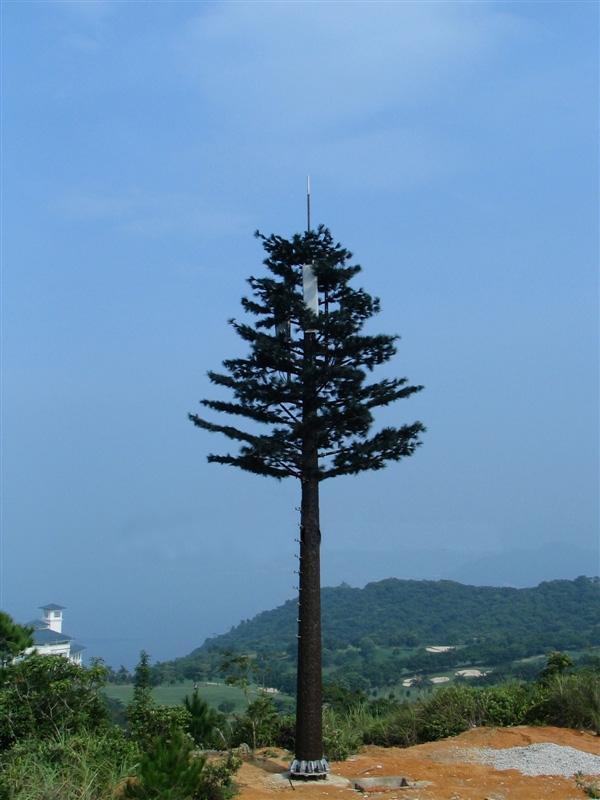 仿生树铁塔