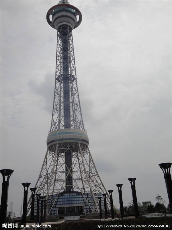 广播电视塔安装