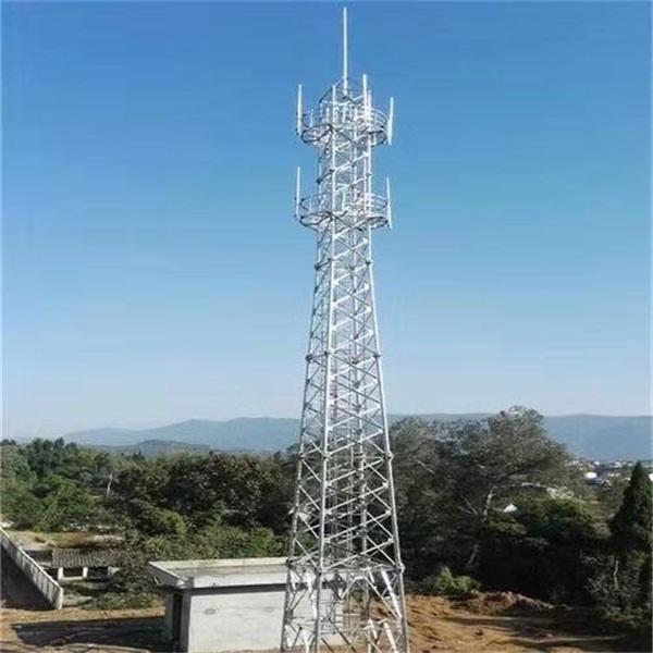 广播通讯铁塔检测