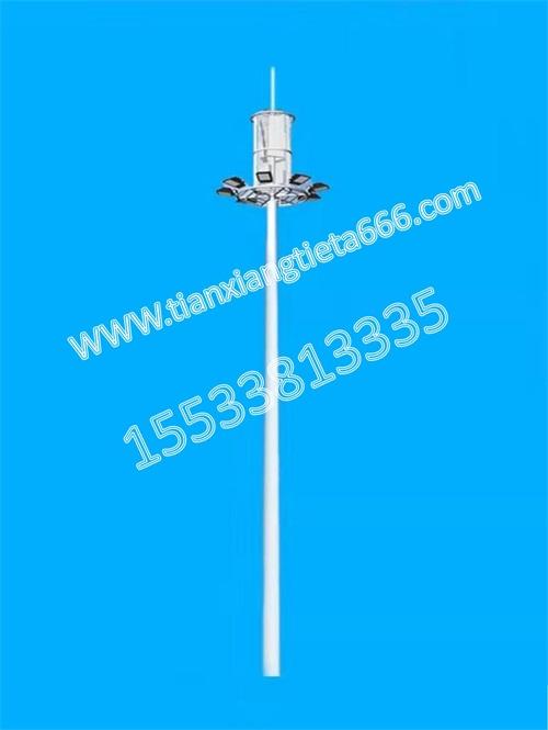高杆灯安装施工方案