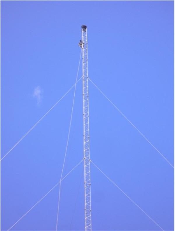 80米测风塔