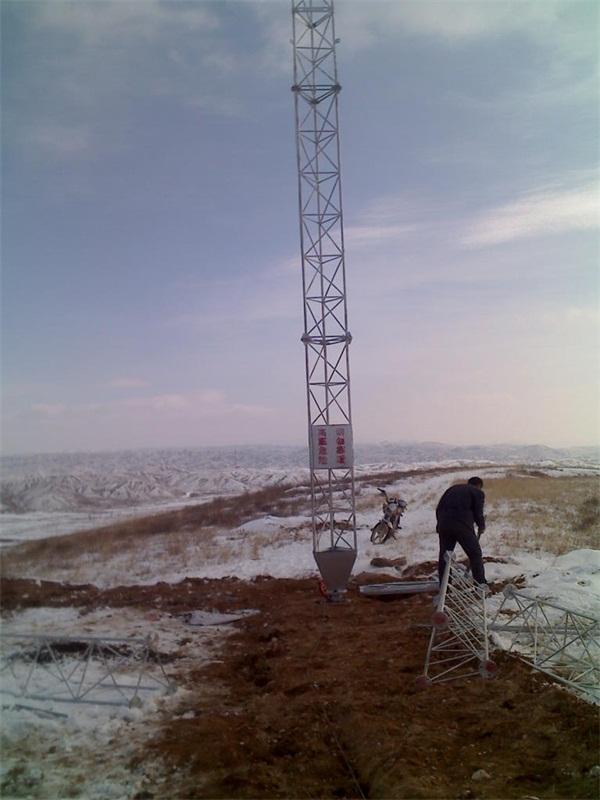 风电场测风塔