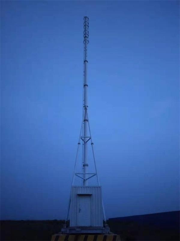 40米单管塔