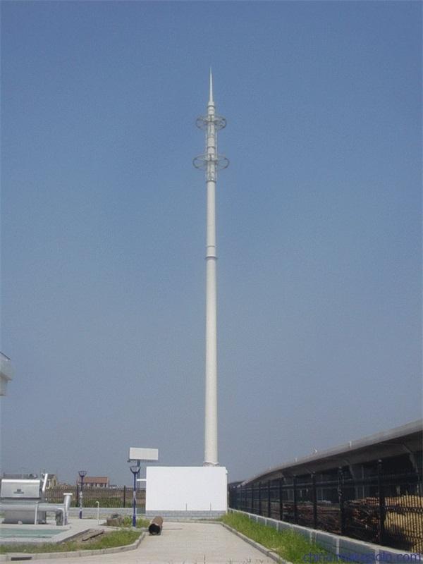 通信单管塔价格