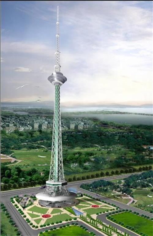 电视信号塔
