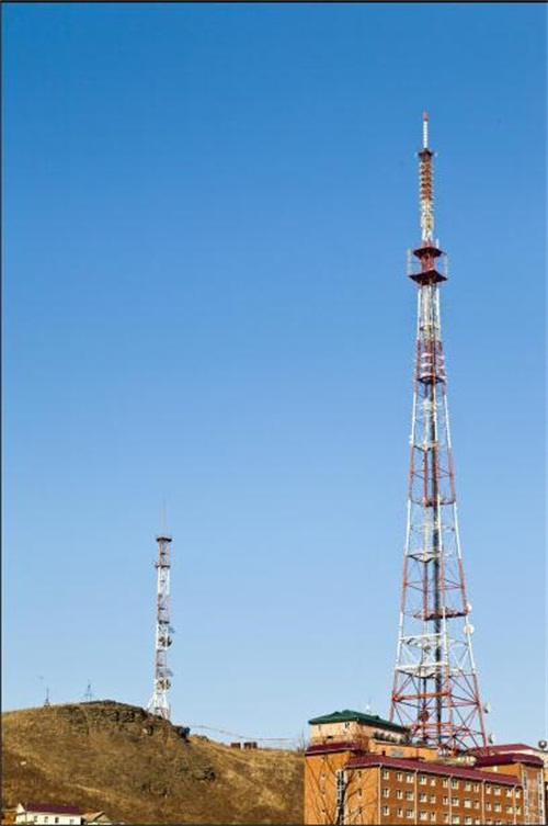 广播电视塔价格多少钱
