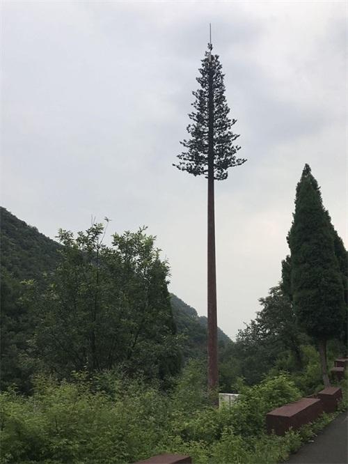仿生树通信塔