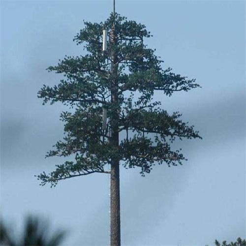 仿生树避雷针塔