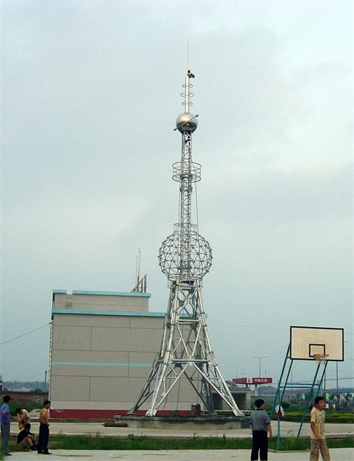 避雷工艺塔