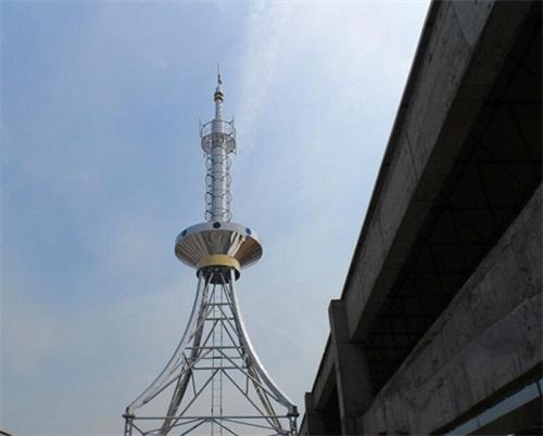 河南楼顶工艺塔