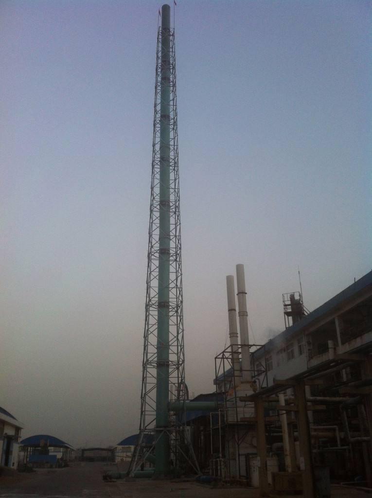80米烟囱塔价格实惠厂家直销