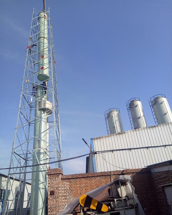 80米烟囱塔设计制作