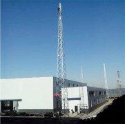 gfw化工厂避雷线塔