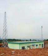 惠州gfw系列钢结构避雷线塔