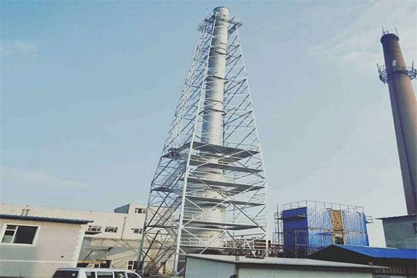 湖北钢结构烟囱塔价格