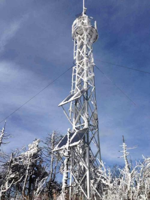 北京50米森林防火监控塔定制